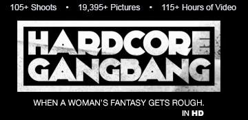 Hardcore Gangbang